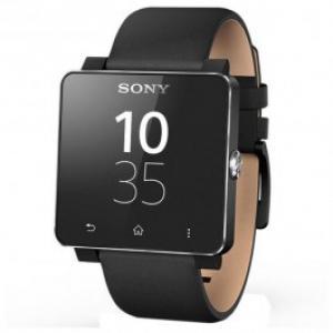 Smartwatch SONY 2 SW2 curea piele Negru