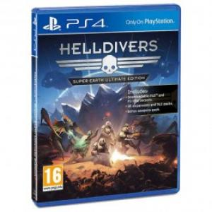 HellDivers Super Earth Ultimate Edition PS4