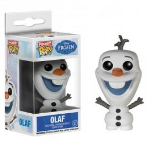 Figurina Pop Pocket Olaf Disney Frozen