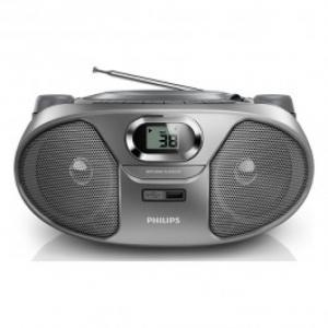 Radio CD Soundmachine PHILIPS AZ385A12 argintiu
