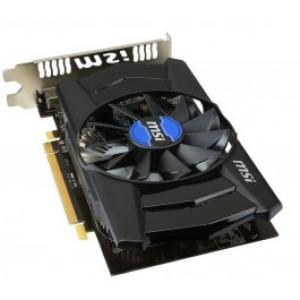 MSI Radeon R7 250 OC 1GB GDDR5 128 Bit HDMI DVI D Sub R7 250 1GD5 OC