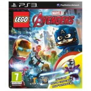Lego Marvel Avengers Toy Edition PS3