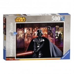 Puzzle RAVENSBURGER Star Wars 500 piese