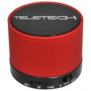 Boxa portabila TELETECH DC 0601RD Bluetooth 30 3W rosu