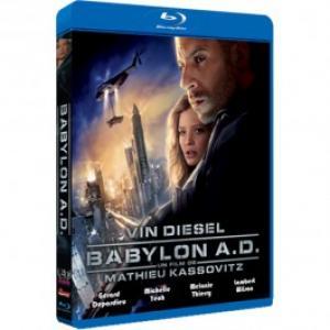 Babylon AD Blu ray