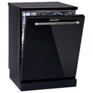 Masina de spalat vase SHARP QW D41F452BEU 15 seturi 9 programe A