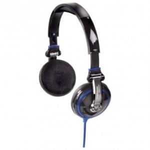 Casti on ear THOMSON HED 2041 negru albastru