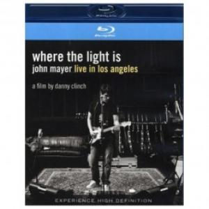 John Mayer Where The Light Is Live in LA