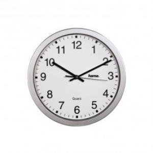 Ceas de perete HAMA CWA100 argintiu