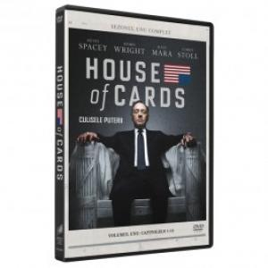 Culisele Puterii Sezonul 1 DVD