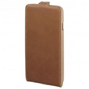 Husa Flip Cover pentru iPhone 6 HAMA Guardcase 135023 Brown