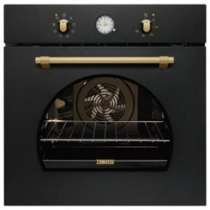 Cuptor incorporabil ZANUSSI ZOB33701CR electric 72l A rustic negru