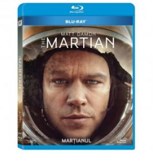 Martianul Blu ray