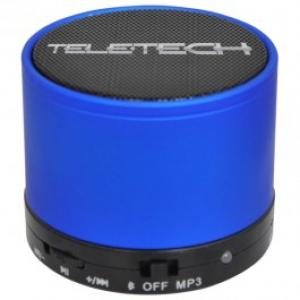 Boxa portabila TELETECH DC 0601BU Bluetooth 30 3W albastru