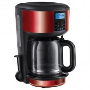 Cafetiera RUSSELL HOBBS 20682 56 125l 10 cesti 1000W negru rosu