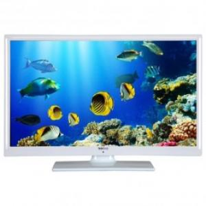 Televizor LED High Definition 61 cm TELETECH 24272W alb