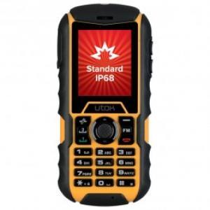 Telefon mobil Dual Sim UTOK Dorel 2 standard IP68 2 Black