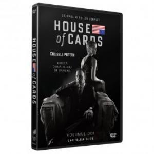 Culisele Puterii Sezonul 2 DVD