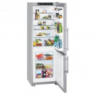 Combina frigorifica LIEBHERR CUsl 3503 Comfort 323l A inox