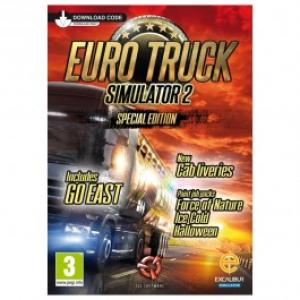 Euro Truck Simulator 2 Special Edition Code in a Box PC