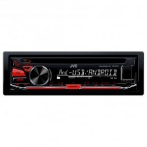 Radio CD auto JVC KD R471 4x50W USB iluminare rosu