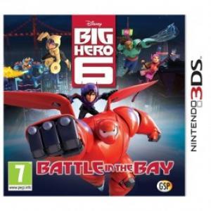Disney Big Hero 6 Battle in the Bay 3DS