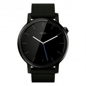 Smartwatch MOTOROLA Moto 360 2nd generation Black Leather