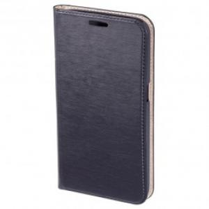 Husa Flip Cover pentru Samsung Galaxy S6 HAMA Slim Booklet 136712 Navy
