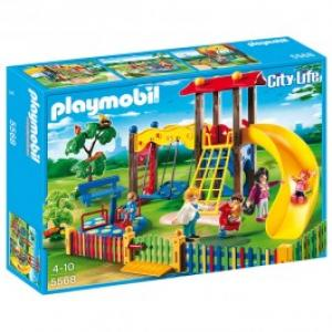 PLAYMOBIL Loc de joaca pentru copii