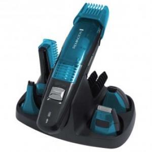Set de ingrijire personala 5 in 1 REMINGTON Vacuum PG6070 acumulator 60min albastru