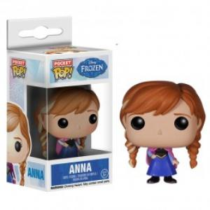 Figurina Pop Pocket Anna Disney Frozen