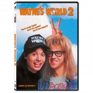 Lumea lui Wayne 2 DVD