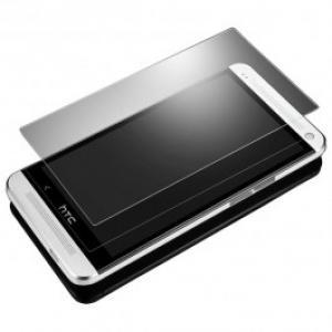 Folie de protectie TELLUR din sticla securizata pentru HTC M8
