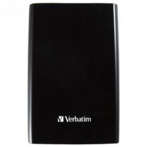 Hard Disk Drive VERBATIM Store n Go 53191 1750GB USB 30 negru