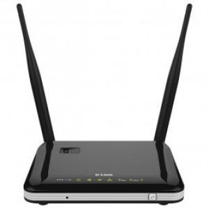 Router Wireless D LINK AC750 DWR 118 Dual Band 300 433 Mbps 1 x Gigabit 3G4G USB 20 negru