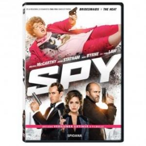 Spioana DVD