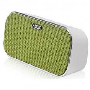Boxa portabila RAPOO A500 Bluetooth NFC Verde