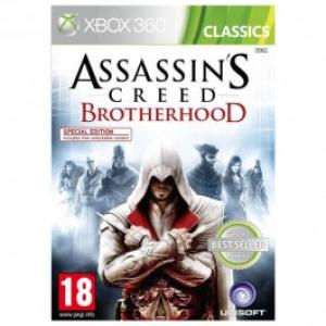 Assassins Creed Brotherhood Special Edition Xbox 360