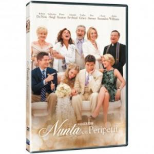 Nunta cu peripetii DVD
