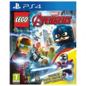 Lego Marvel Avengers Toy Edition PS4