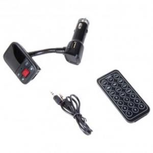 Modulator FM cu USB TUADIA Combo 800079 negru