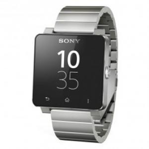 Smartwatch SONY 2 SW2 bratara metalica Silver