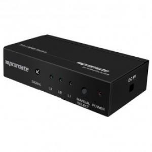 Mini Switch HDMI 3 intrari 1 iesire PROMATE proSwitchH3