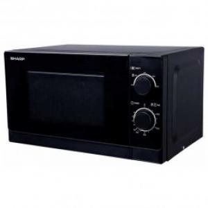 Cuptor cu microunde SHARP R200BKW 20l 800W negru