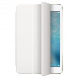 Smart Cover iPad mini 4 APPLE MKLW2ZMA poliuretan alb