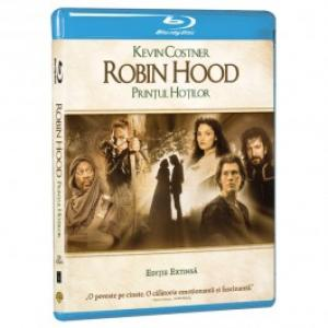 Robin Hood Printul hotilor Versiune regizorala Blu ray