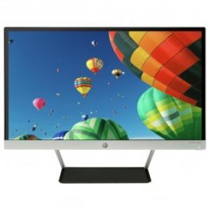 Monitor LED IPS HP Pavilion 22cw 215 Full HD negru gri