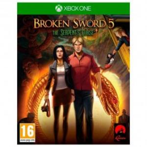 Broken Sword 5 The Serpents Curse Xbox One
