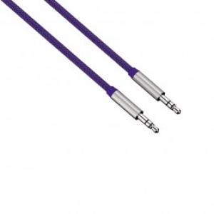 Cablu conexiune Jack Jack 35mm pentru smartphone HAMA 80532 Color Line 1m Blue