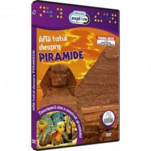 Afla totul despre Piramide DVD